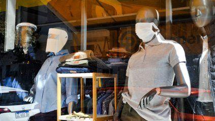 La pandemia causó un fuerte impacto negativo en los negocios de Rosario.