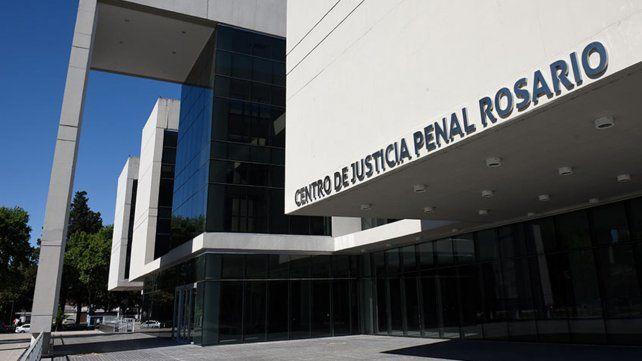 El Centro de Justicia Penal (CJP).