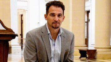 Calma. El director del MAV, Fernando Luciani, analizó la economía que viene.
