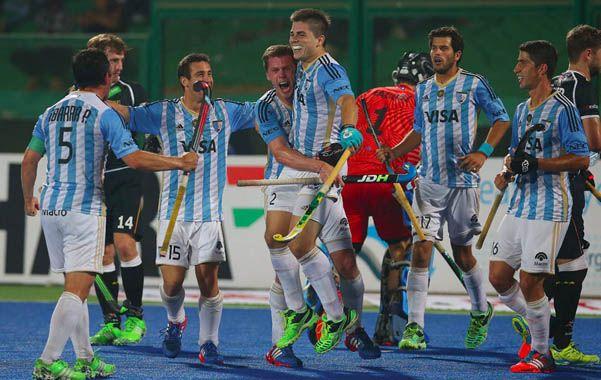 Esperaban. Los Leones iban a ser anfitriones de un Champions Trophy por primera vez y antes de los Juegos Olímpicos.
