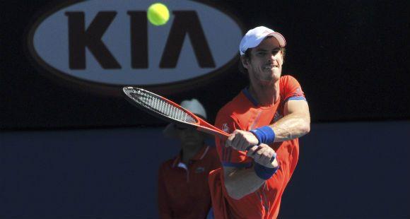 Ganó Murray y quedó a un paso de una nueva final en el abierto de tenis de Australia
