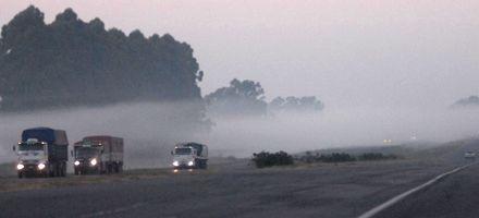 Habilitan el tránsito en la autopista a Buenos Aires desde Zárate a Rosario