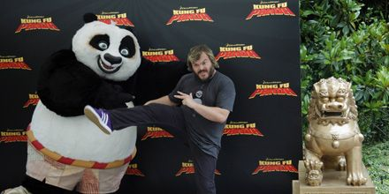 Kung-Fu Panda, un oso experto en artes marciales llega a la pantalla