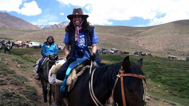 La experiencia renovadora de Ernestina Pais en el Cruce Sanmartiniano de Lo Andes