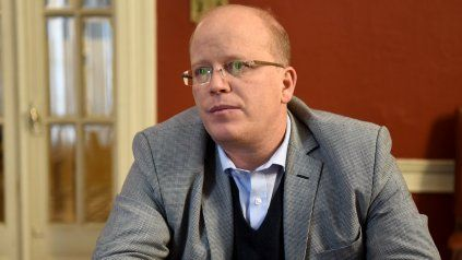 Luis Contigiani es autor de la iniciativa para crear una sociedad del Estado para la licitación de la hidrovía.