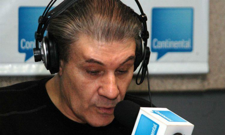 Víctor Hugo Morales descargó su furia en Twitter.