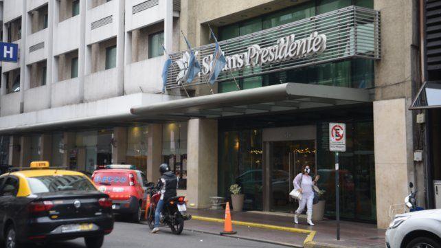 La ocupación hotelera en Rosario