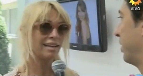 Cris Morena se emocionó con Tinelli y habló de su hija por primera vez