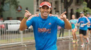 Gerardo Ferrari, el entrenador de running que se convirtió en héroe.