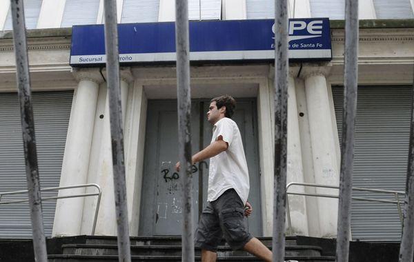 La EPE logró restablecer el servicio de luz en la ciudad.