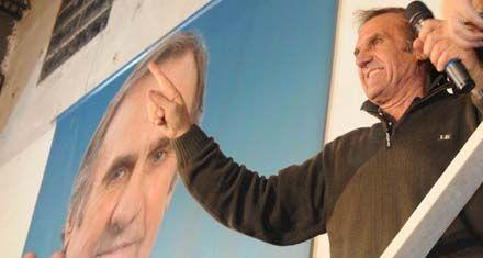 Reutemann rompió el silencio y confirmó que no es candidato: Soy prescindente