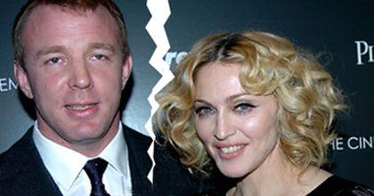 Rabino de la Cábala le pidió a Madonna que evite el juicio con su ex esposo