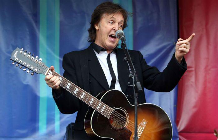 El legendario Paul McCartney llega en mayo a la Argentina con tres recitales.