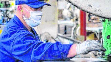 La industria fue el sector que registró mayor cantidad de accidentes laborales durante el primer trimestre.