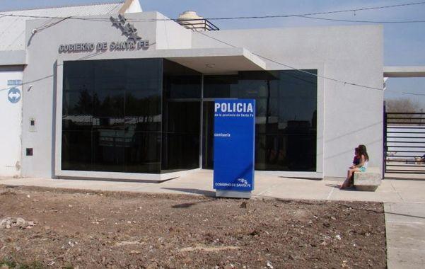 Seccional. La subcomisaría 26ª lleva adelante la investigación al mando del fiscal de Homicidios Adrián Spelta.