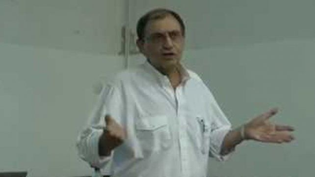 El médico Jorge Kohen