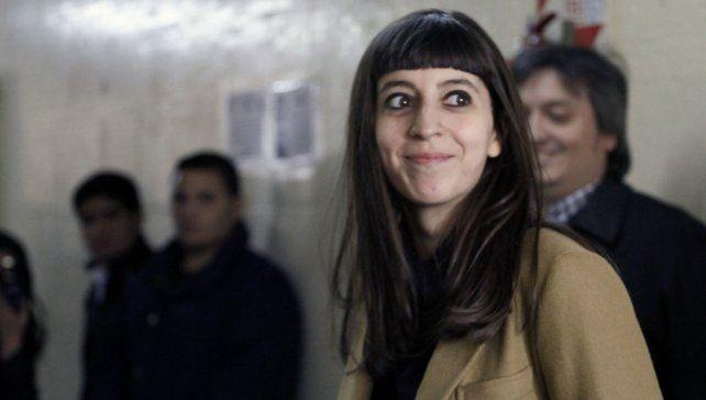 Florencia Kirchner denunció al titular del Banco Central