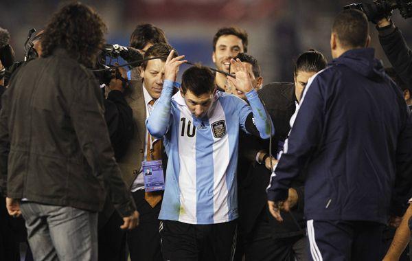 Messi deberá comparecer el 17 de septiembre a las 10 (12H0 GMT) y su padre una hora después.