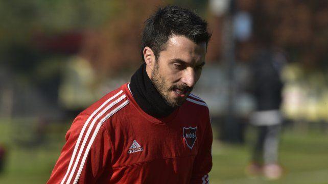 Nacho Scocco tiene todo el potencial para ir por el récord de Ramos en Newells.