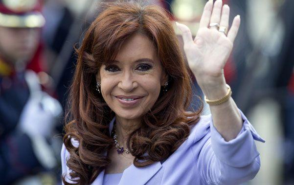 Cristina tuvo su última aparición el 22 de diciembre