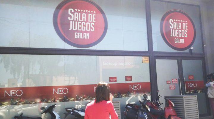 Paraná: asaltaron la sala de juegos de calle Galán