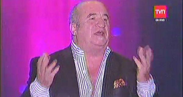 El cómico José Luis Gioia fue silbado y abucheado en Chile