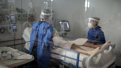 Rosario superó las 100 muertes por coronavirus en solo cuatro días