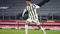Cristiano Ronaldo, figura central del elenco piamontés.