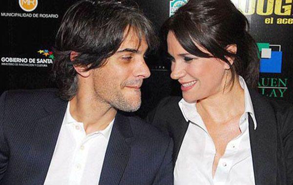 Echarri confirmó que existe la propuesta para que el año que viene regrese a la pantalla chica junto a su mujer.