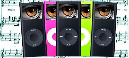 Guiñá y repetí la canción en tu iPod, con un nuevo control japonés
