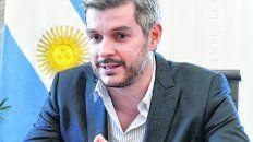 Marcos Peña adelantó que se vienen buenas noticias en materia de inflación.