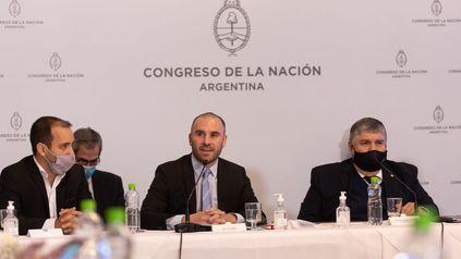 El titular de Economía se reunirá con los jefes de bloques de la Cámara baja.