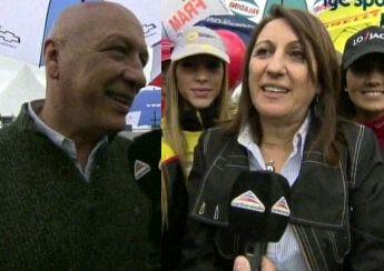 Fein y Bonfatti, protagonistas del show cars (video)