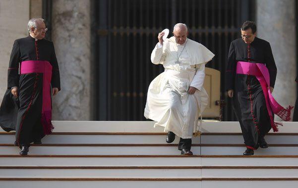 Escuchas. La NSA negó que el Papa Francisco estuviera entre sus objetivos.