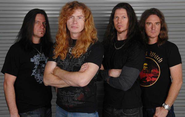 De tour. El cuarteto estadounidense tocará en Córdoba y Buenos Aires en su regreso a la Argentina.