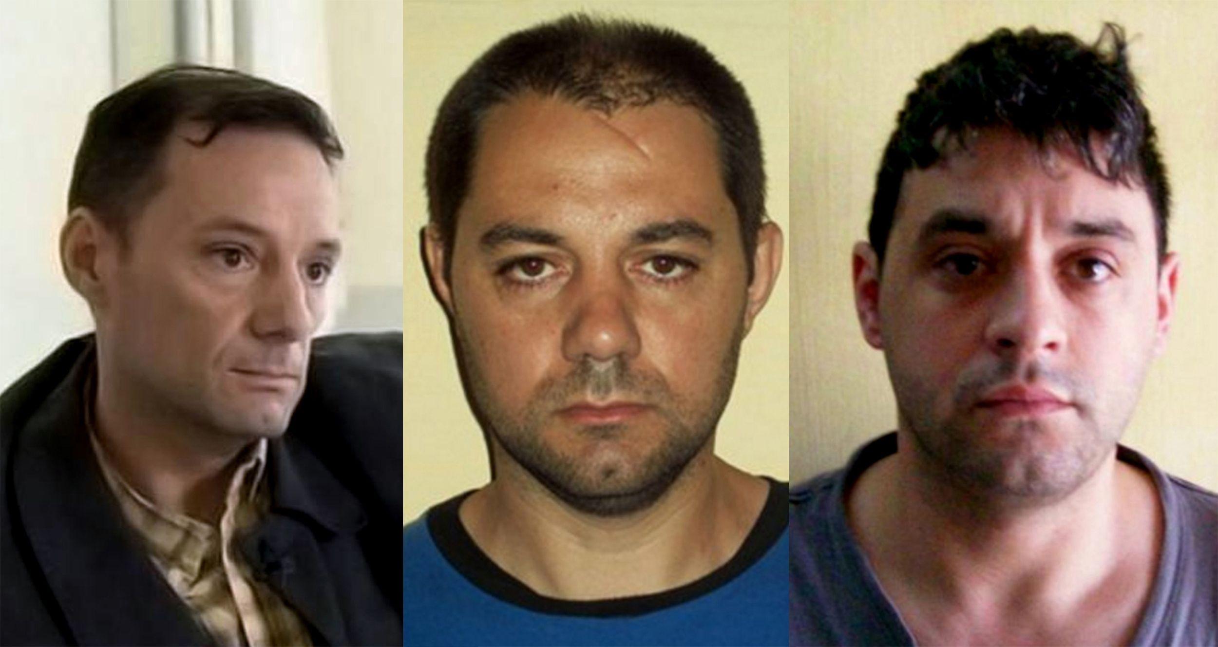 El trío de maleantes escapó de la cárcel de General Alvear el 27 de diciembre.