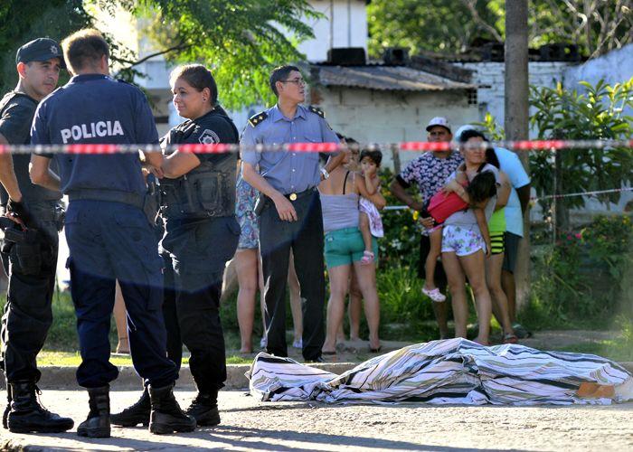 La realidad es que -según las tasas de homicidios- Rosario es la ciudad más violenta de Argentina