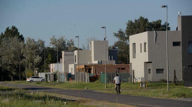 Una de las zonas metropolitanas donde se fueron instalando los nuevos loteos fue Funes.