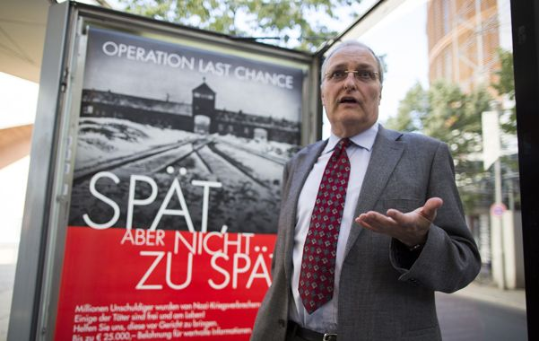 En busca de justicia. Los carteles de la campaña lanzada en Berlín