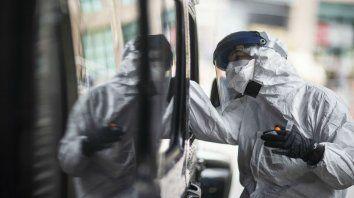 Coronavirus: Rosario reportó 408 casos nuevos de los 1.380 que informó la provincia de Santa Fe