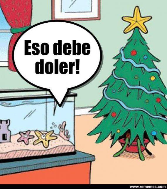 Humor navideño: los memes más divertidos en el inicio de las Fiestas