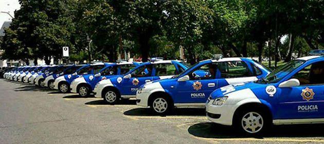 Lamberto no descarta compatir los datos de los GPS de los móviles policiales