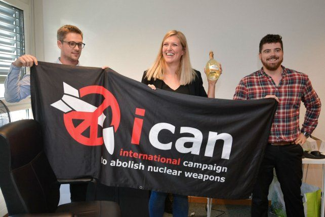 Nobel de la paz. Vivimos en un mundo donde el riesgo de utilizar armas nucleares es más alto que nunca.