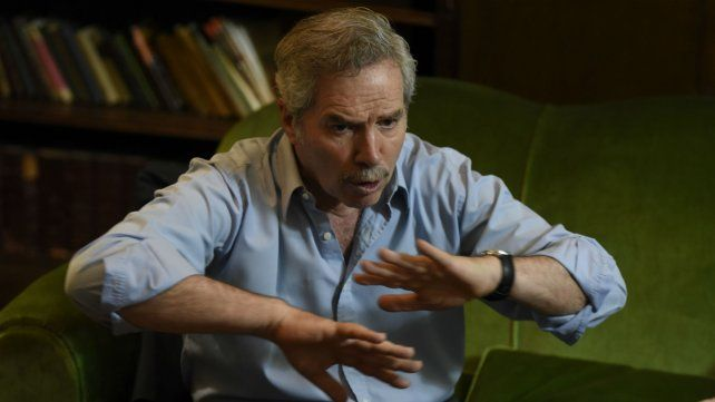 Felipe Solá declinó esta mañana su precandidatura a presidente.