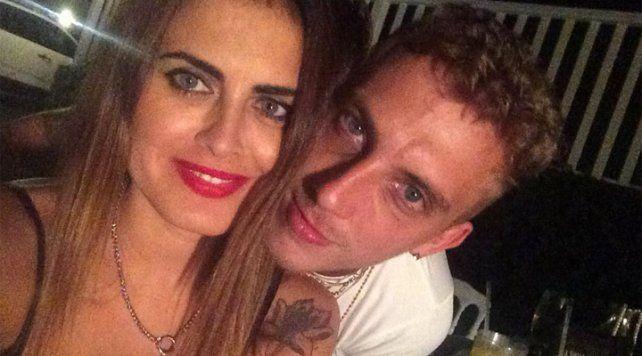Silvina Luna y el Polaco se comprometieron y mostraron sus alianzas en Instagram