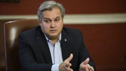 El sucesor. Pablo Farías espera conducir una Cámara que tenga consensos políticos.