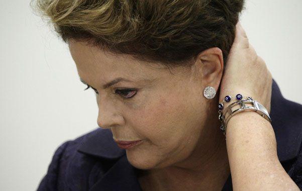 Preocupación. Sondeos no aseguran a Dilma el triunfo en primera vuelta.