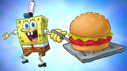 Revelan una escalofriante teoría sobre el ingrediente secreto de la Cangreburger de Bob Esponja