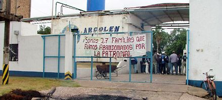 Sastre: los dueños abandonaron una fábrica y el personal busca salvarla