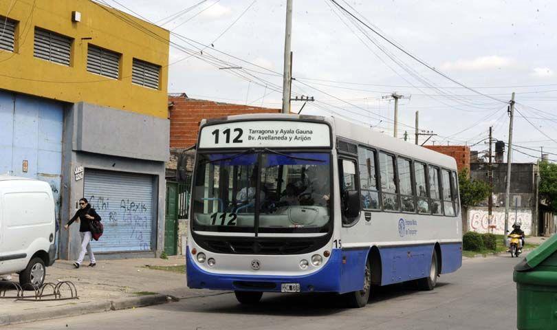 Los colectivos de la ciudad son blanco de ataques y robos. (Foto: Gustavo de los Ríos)
